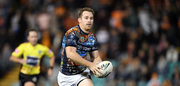 Morgan braced for Maroons back-up role