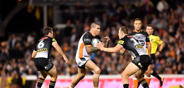 Tigers struggle for rhythm in loss to Panthers