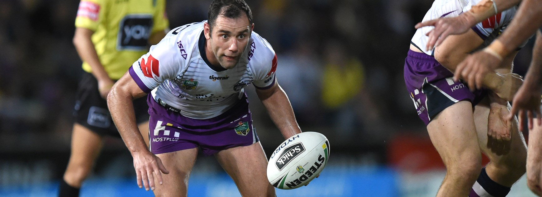 Soward's Power Rankings: Storm ready to pounce
