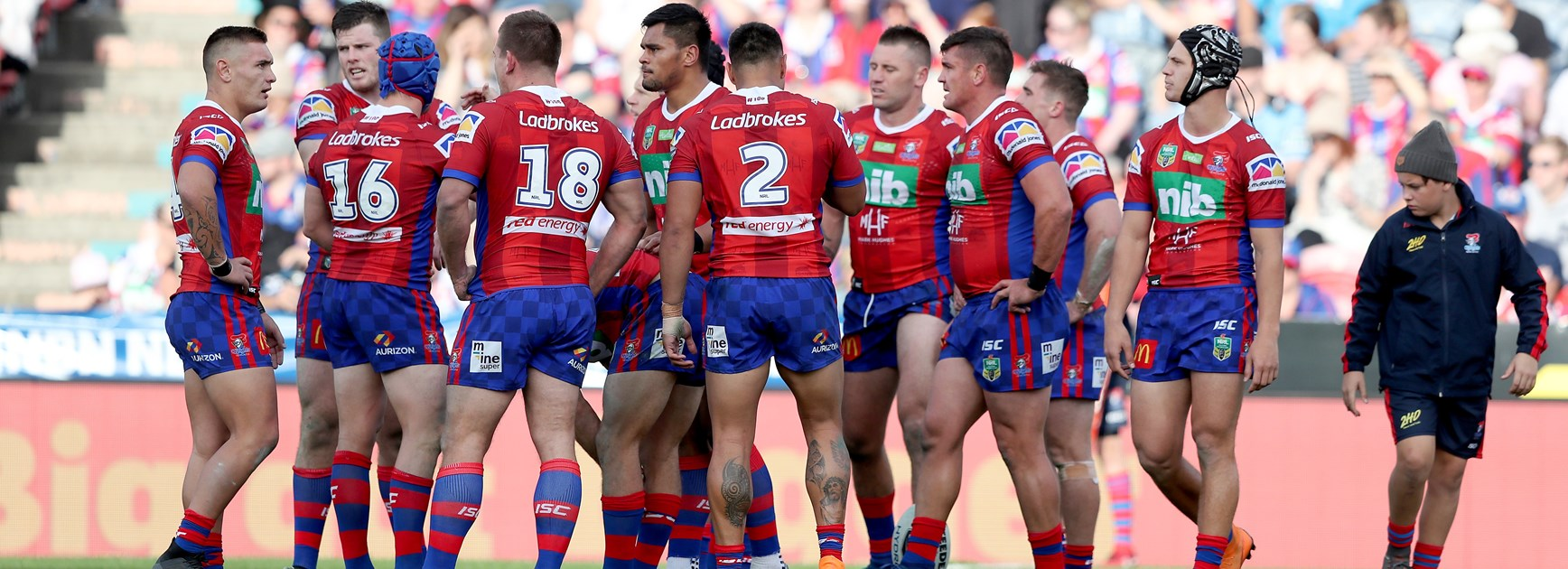 Confidence down for NRL's worst defensive side