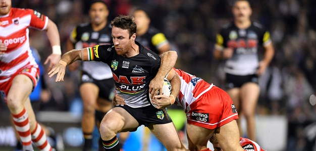 Penrith's energy and desire slays Dragons