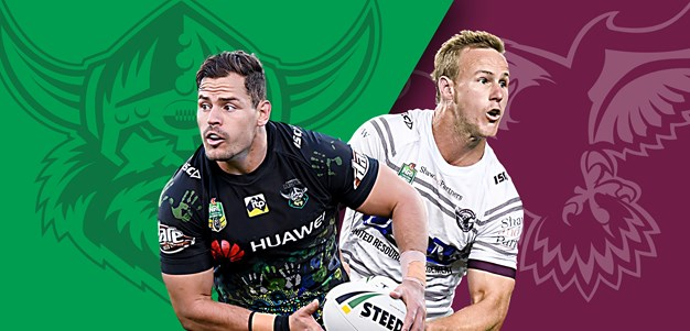 Raiders v Sea Eagles: Suspension forces reshuffle for both clubs