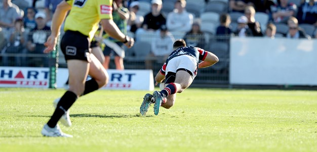 Second-half blitz helps Roosters swamp Titans