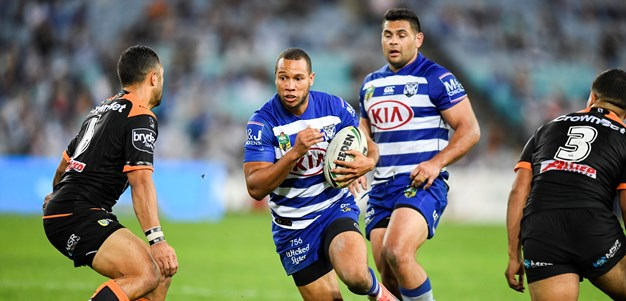 Bulldogs players expect Mbye to see out season