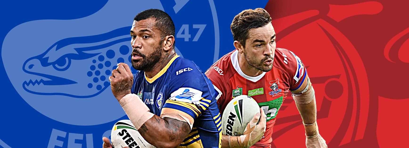Eels v Knights: Attacking weapons Norman and Ross sidelined