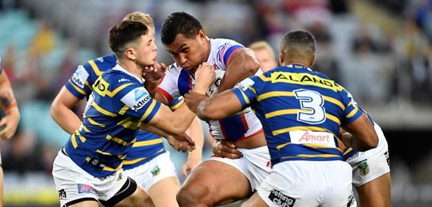Senior Knights challenge Saifiti in Ese'ese's absence