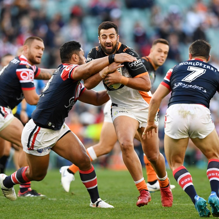 Warriors Vs Eels Live Stream Free: Sydney Roosters Scored Error-riddled Win Over Wests Tigers