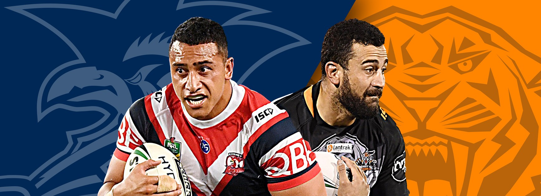 Roosters v Wests Tigers: Matterson out, Grant to start for Tigers