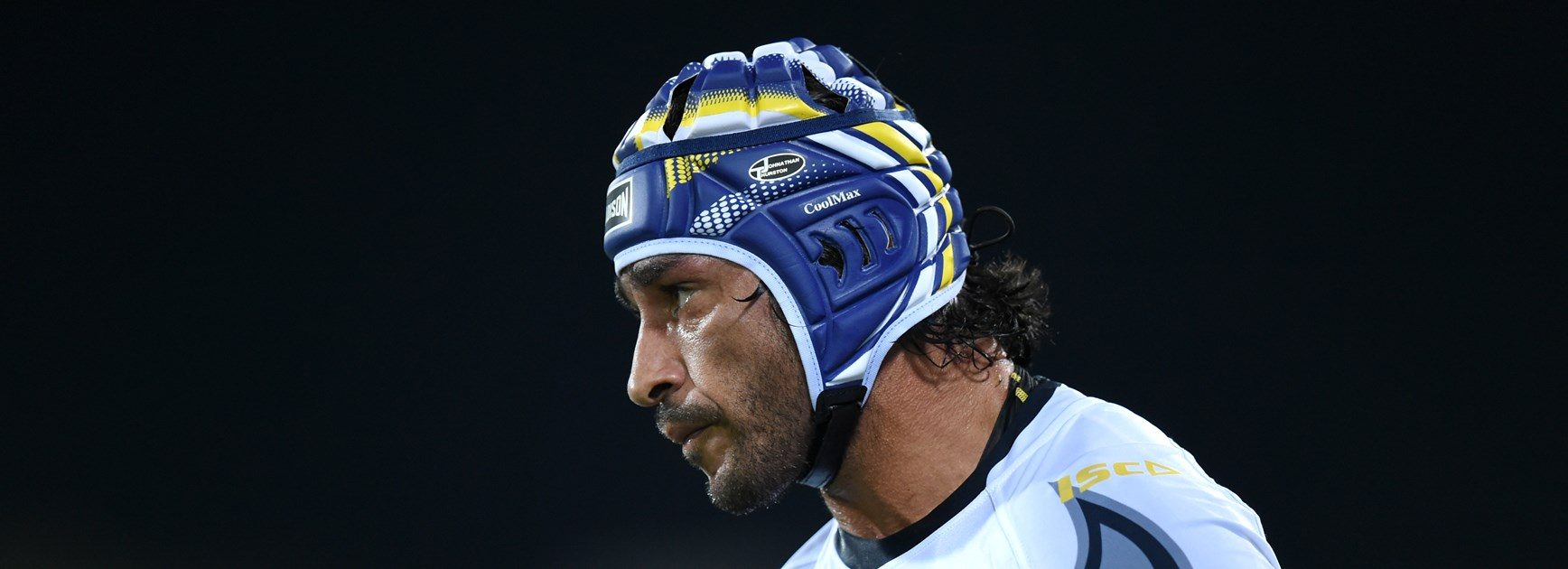 Cowboys halfback Johnathan Thurston.