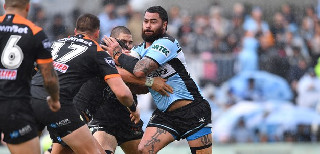 Fifita admits he didn't watch Origin as he hits out at NRL schedule