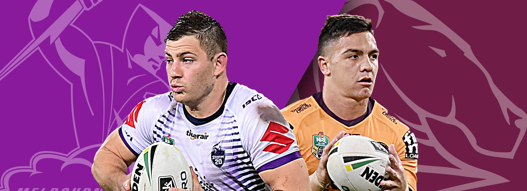 Storm v Broncos: Melbourne make late switches, Roberts out