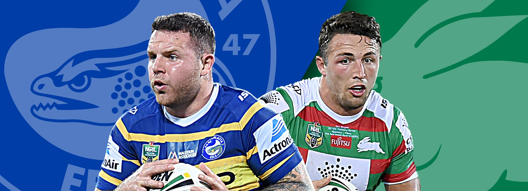 Eels v Rabbitohs: Moses won't face Rabbitohs