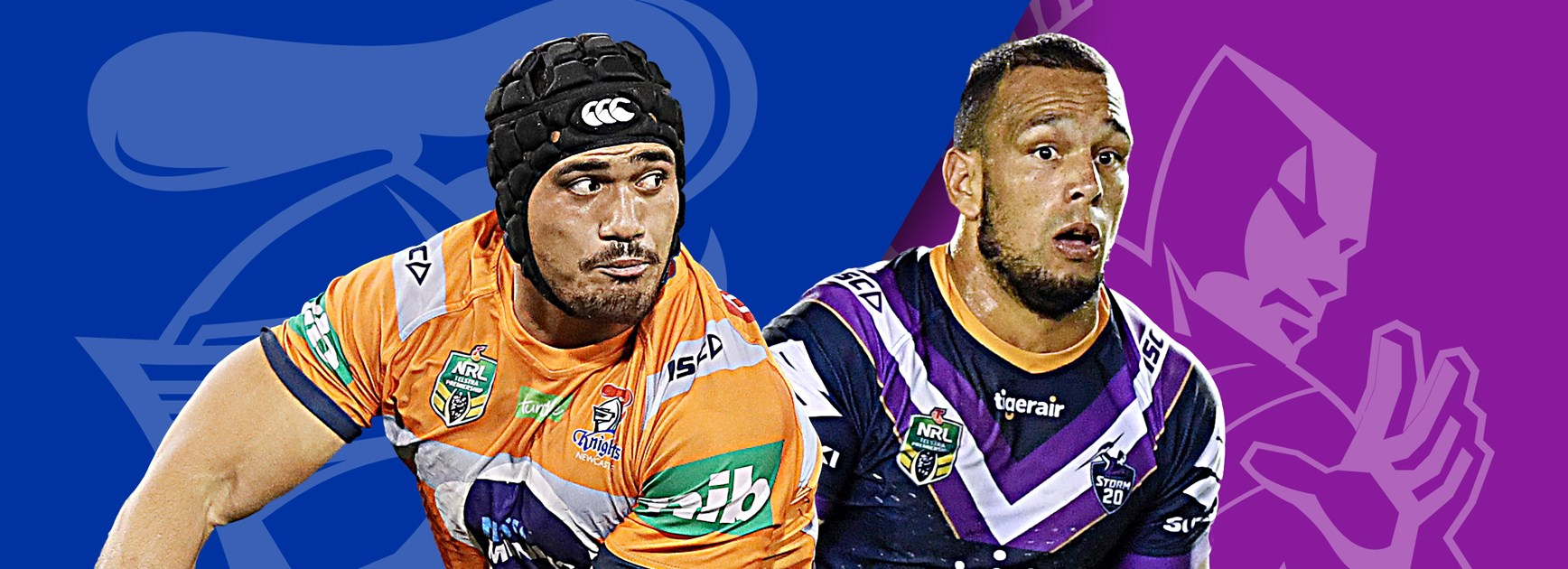 Knights v Storm: Lilyman out; Melbourne make late changes