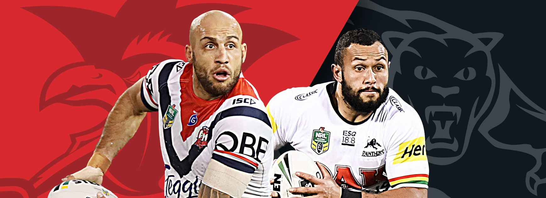 Roosters v Panthers: Radley starts; Panthers enter post-Wallace era