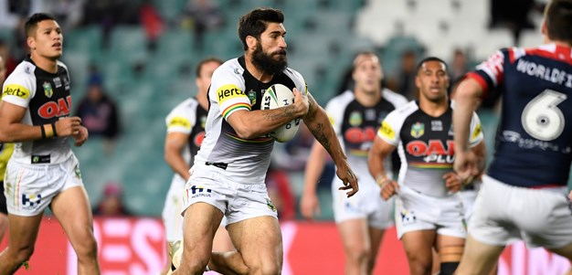 Panthers had minds on rep period: Tamou
