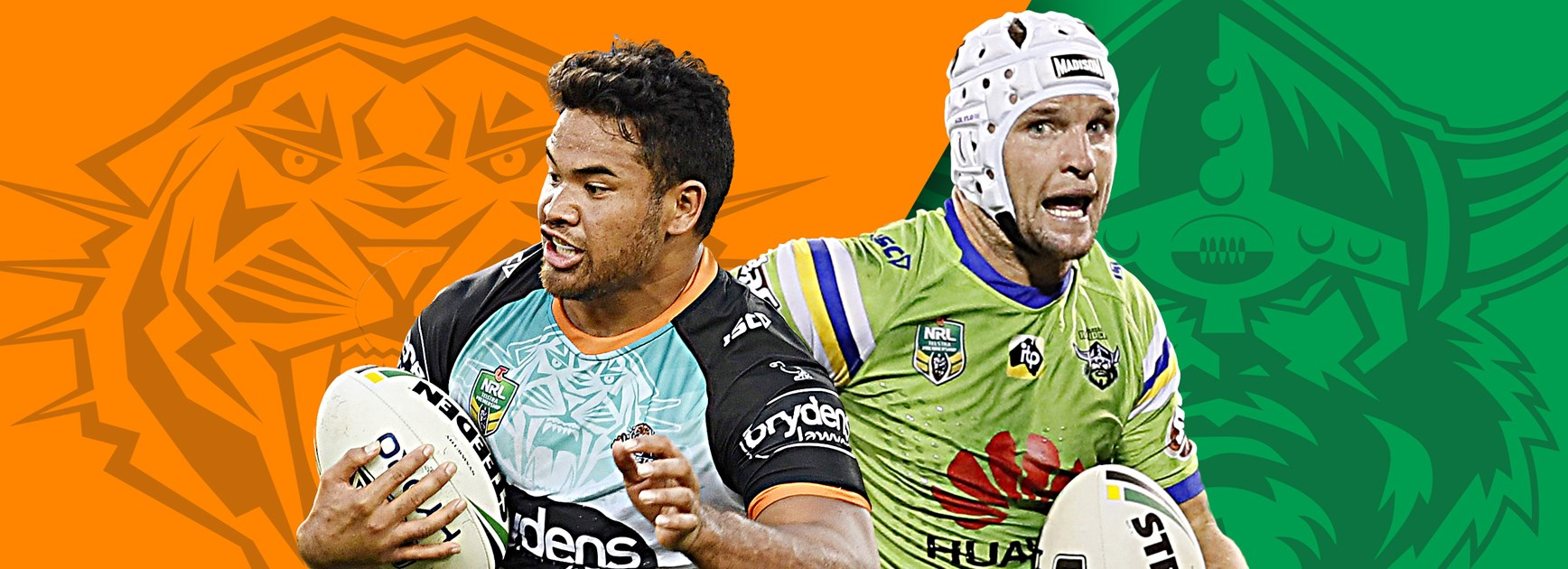 Wests Tigers v Raiders: Reynolds ruled out; Hodgson back via bench