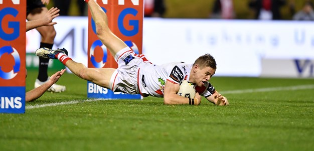 Dragons stage great escape to beat Eels
