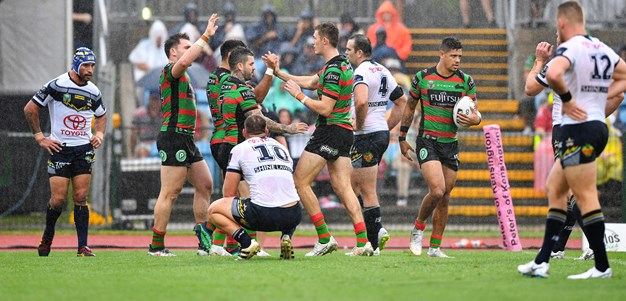 Rabbitohs pip Cowboys in Cairns to make it eight straight