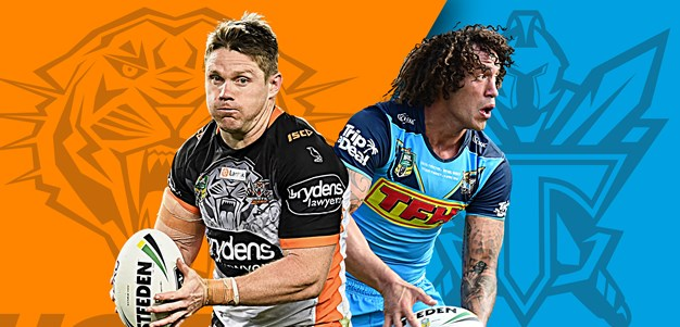 Wests Tigers v Titans: Farah comes home, Wallace comes back