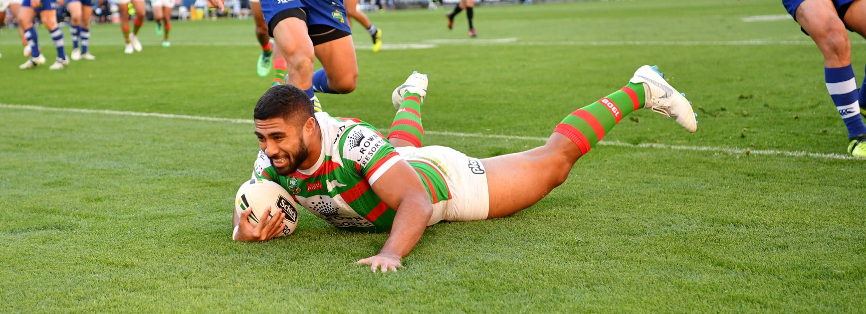 Jennings continues to excel for red-hot Rabbitohs