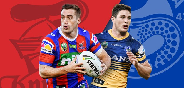 Knights v Eels: Pearce returns to face desperate Eels