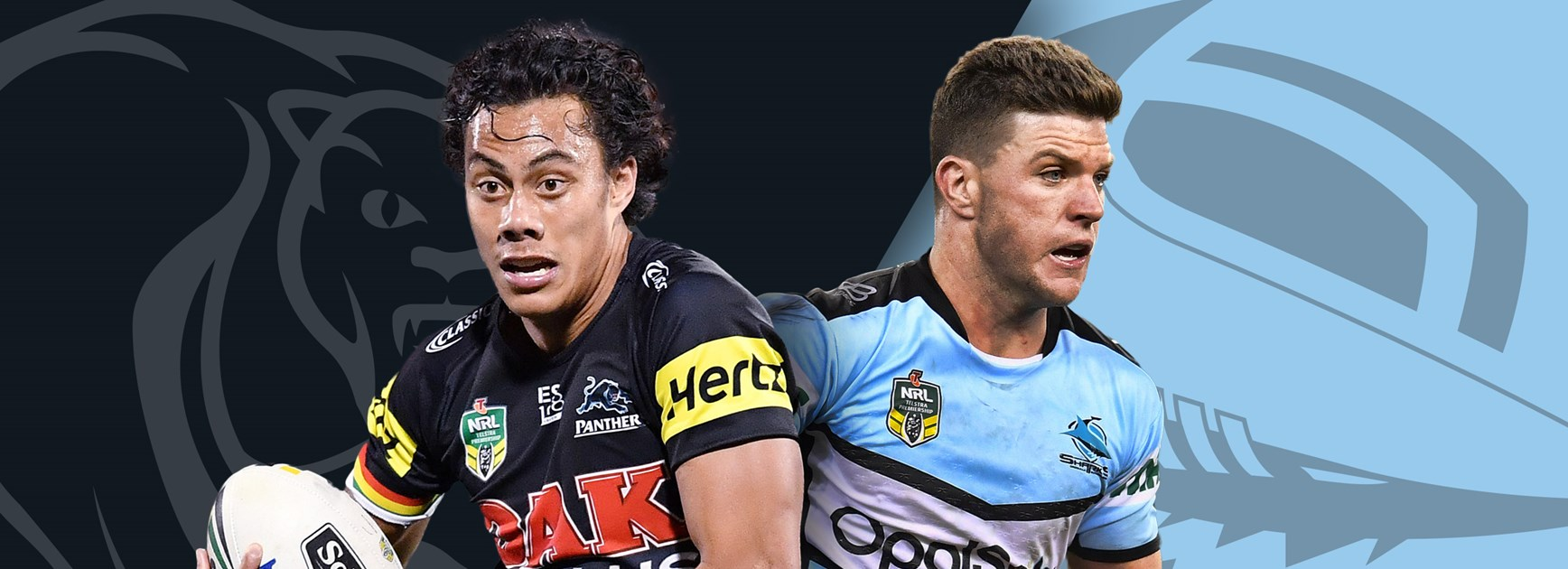 Panthers v Sharks: Late change for Sharks; Panthers 1-17