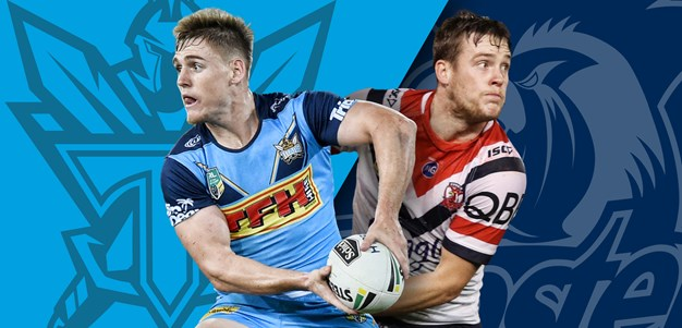 Titans v Roosters: Origin stars rested by both sides
