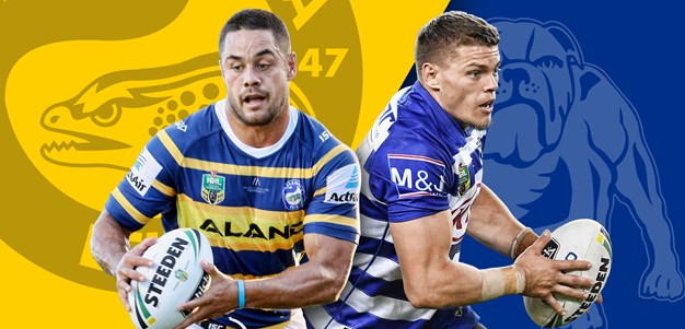 Eels v Bulldogs: Pritchard returns as both clubs aim to dodge spoon