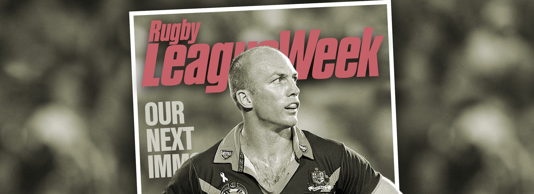 How Lockyer almost became an Immortal last year