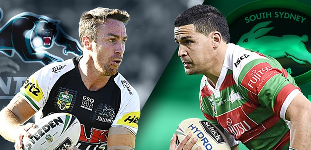 Panthers v Rabbitohs: Doueihi replaces Reynolds