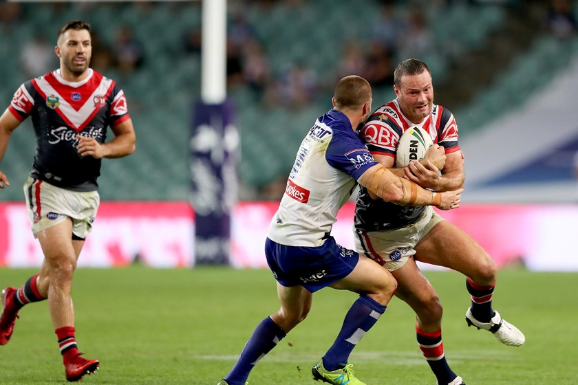Roosters captain Boyd Cordner