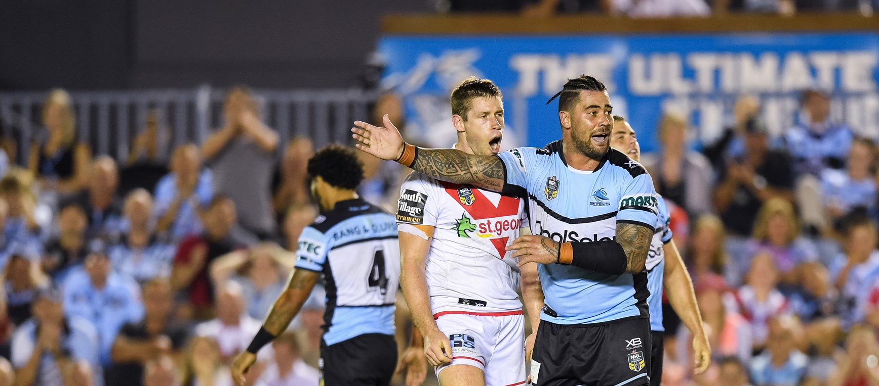 Dragons v Cronulla photo gallery