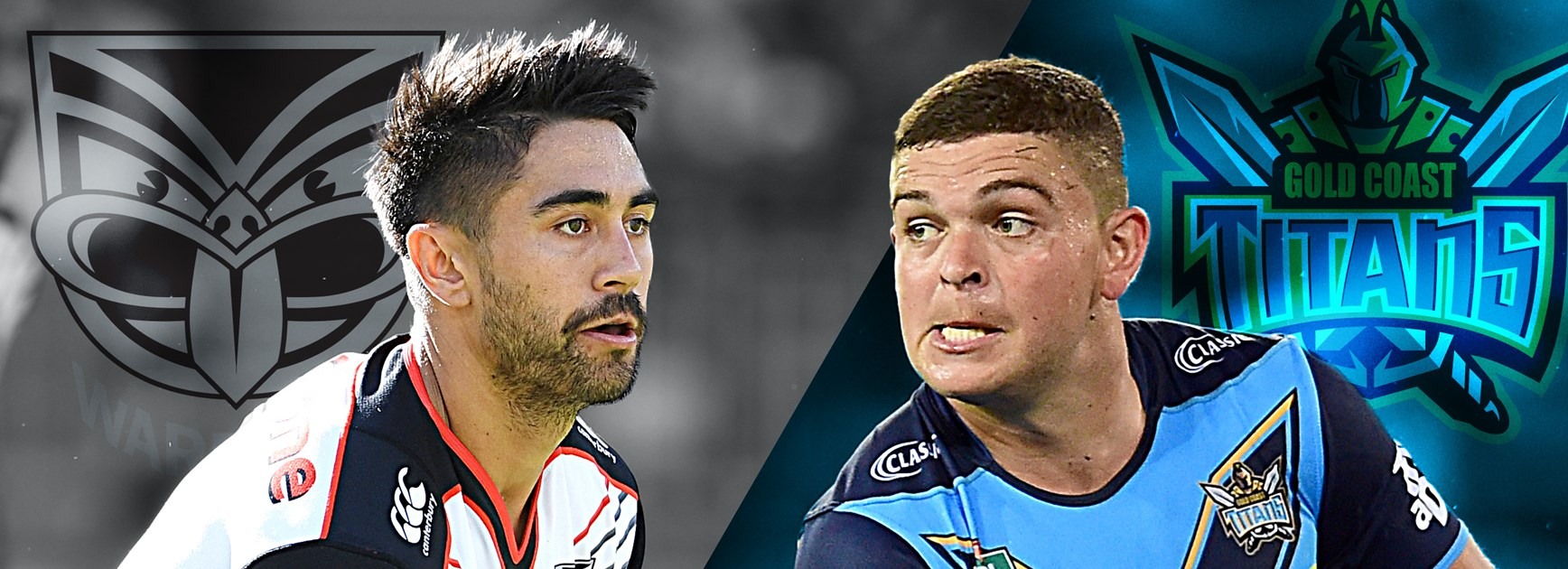 Warriors v Titans: Surprise round one winners face off