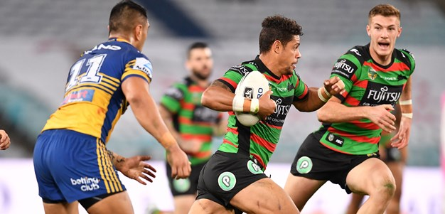 Stat Attack: Rabbitohs' right edge key to breaking shackles