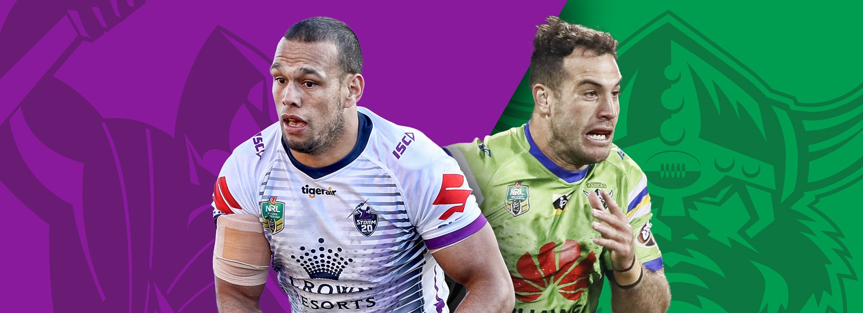 Storm v Raiders: Bromwich to start, mass changes for Raiders