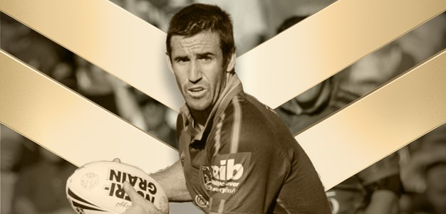 Andrew Johns, flawed genius and halfback of the century