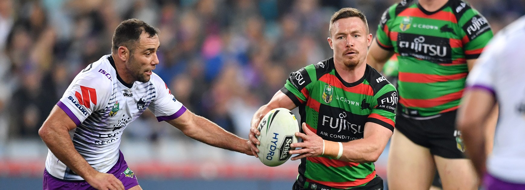 Stat Attack Weight Of History Against Both Souths And Storm Nrl