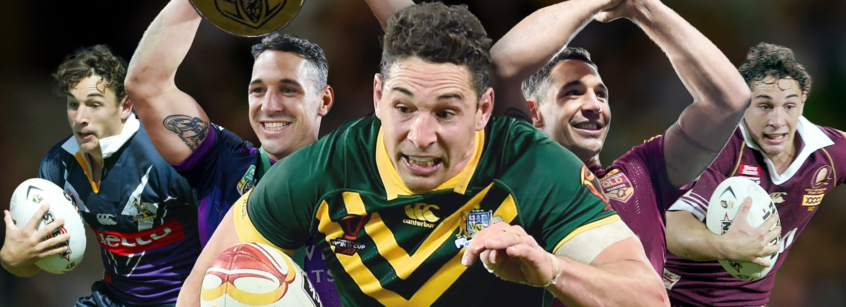 Billy Slater announces retirement from rugby league