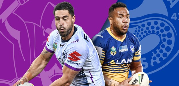 Storm v Eels: Hughes out for Storm, Mannah out Eels