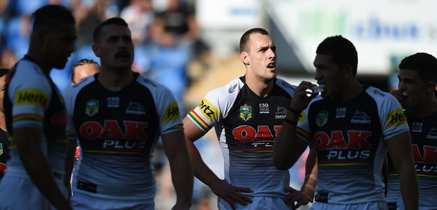 Stat Attack: How Panthers fluctuate quarter by quarter