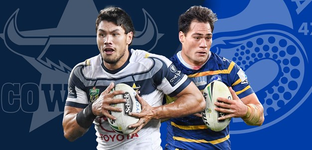 Cowboys v Eels: Round 24 preview