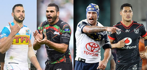 Renouf: The four best NRL captains of 2018
