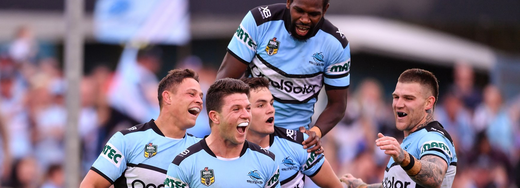 Sharks: 2018 season by the numbers