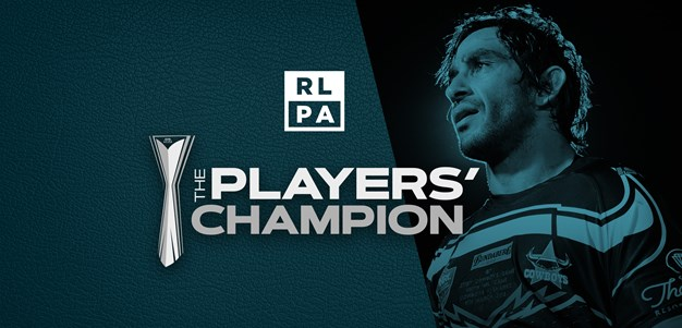 Our contenders for Players' Champion