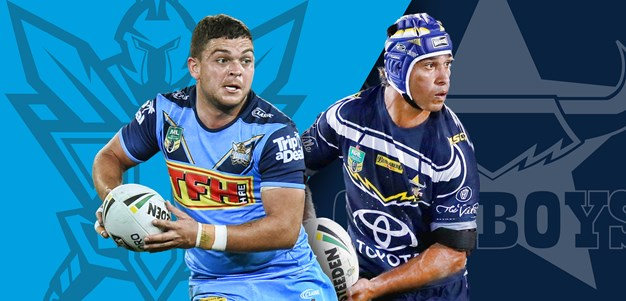 Titans v Cowboys: Cartwright to bench, Martin returns for JT's last game