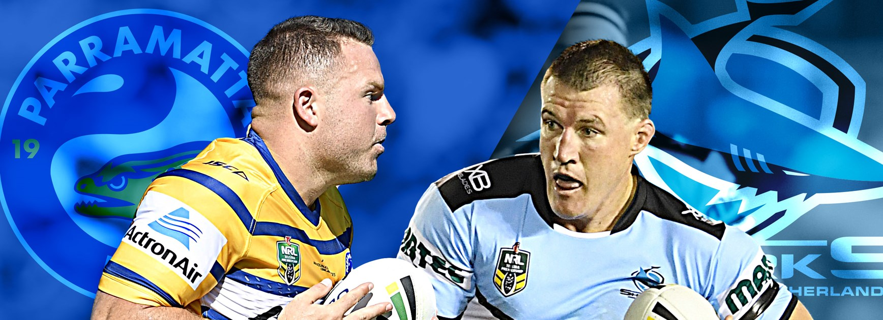 Eels v Sharks: Moylan out with hamstring injury