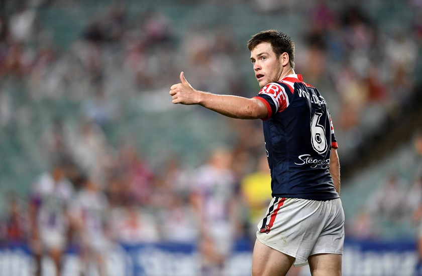 Sydney Roosters five-eighth Luke Keary