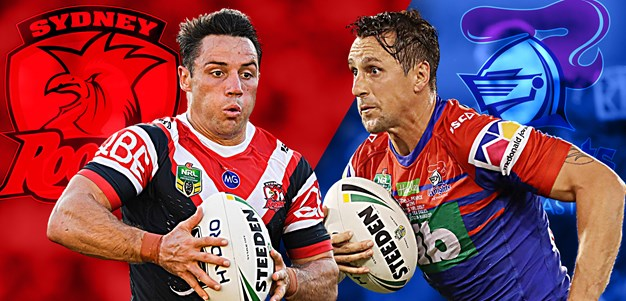 Roosters v Knights: Robinson to debut, Buhrer on bench