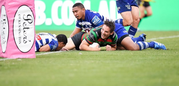 Relaxed Rabbitohs were ready for crunch time