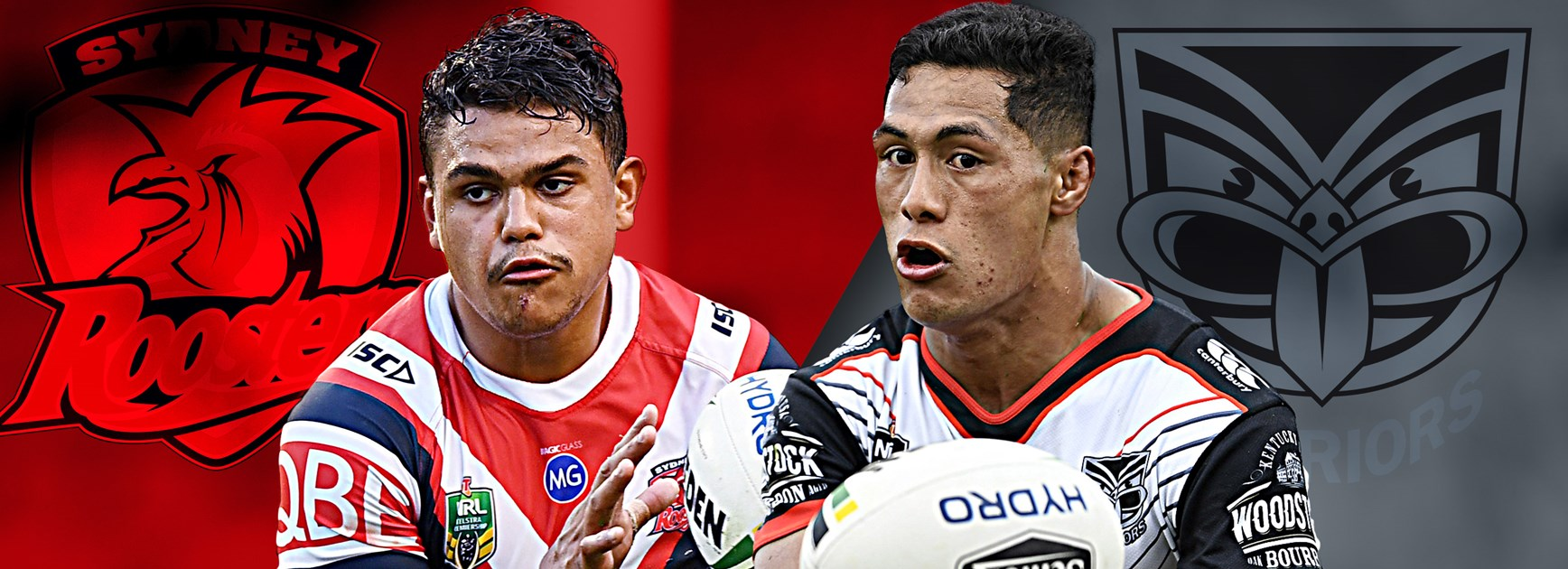 Roosters v Warriors: Roosters unchanged, Satae in for Warriors